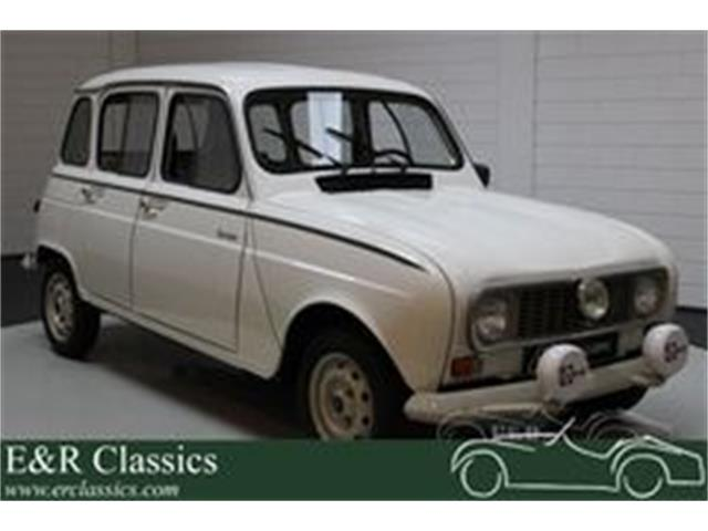1988 Renault R4 (CC-1415270) for sale in Waalwijk, Noord-Brabant