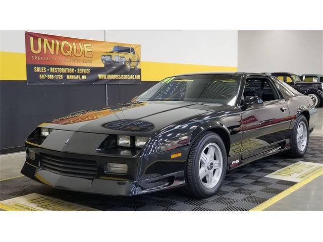 1991 Chevrolet Camaro (CC-1415272) for sale in Mankato, Minnesota