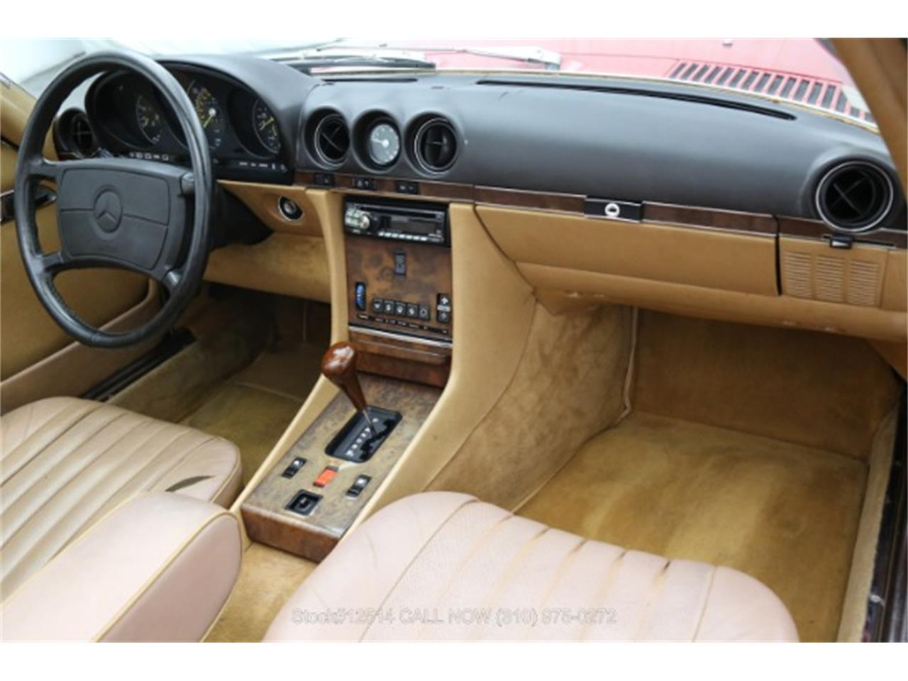 1986 Mercedes-Benz 560SL (CC-1415281) for sale in Beverly Hills, California