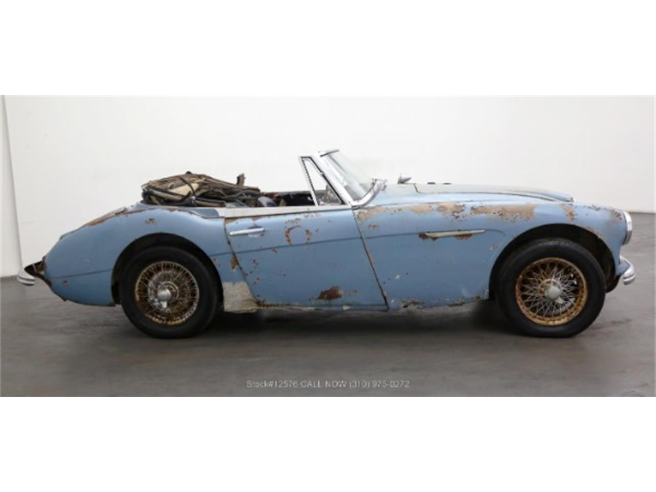 1963 Austin-Healey 3000 (CC-1415282) for sale in Beverly Hills, California