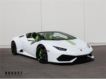 2017 Lamborghini Huracan (CC-1415287) for sale in Kelowna, British Columbia