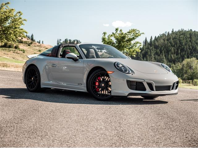 2017 Porsche 911 (CC-1415288) for sale in Kelowna, British Columbia