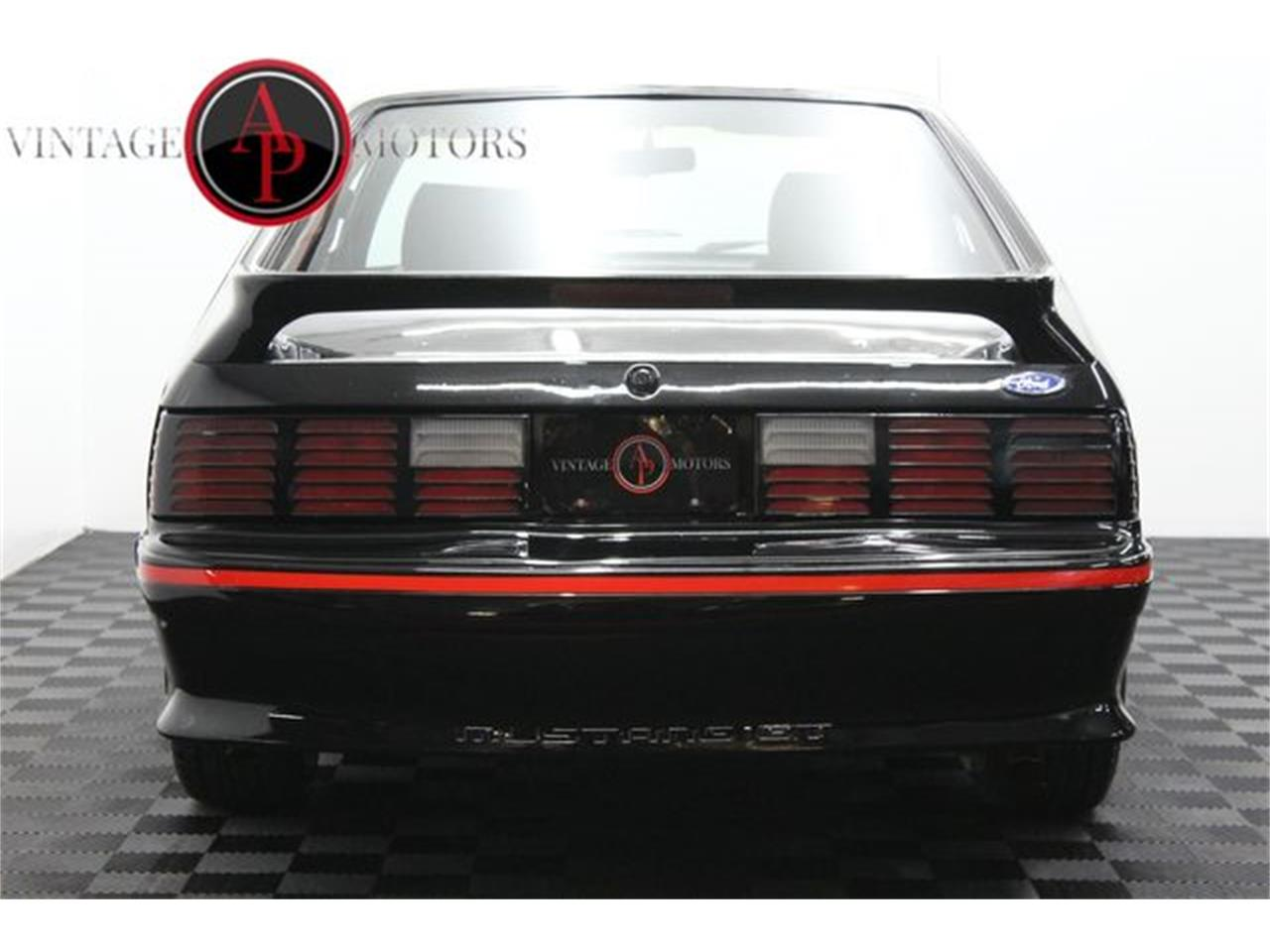1987 Ford Mustang (CC-1415290) for sale in Statesville, North Carolina