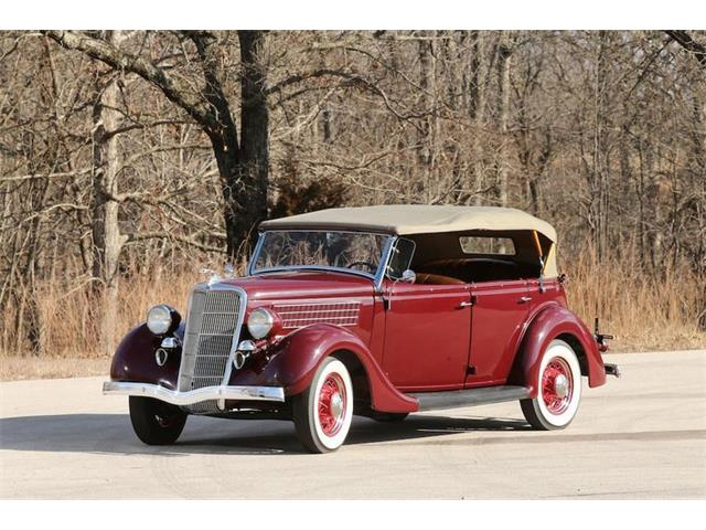1935 Ford Model 68 (CC-1415295) for sale in Punta Gorda, Florida