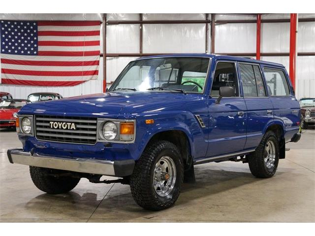 1987 Toyota Land Cruiser FJ (CC-1410053) for sale in Kentwood, Michigan