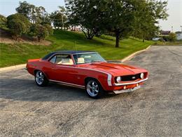 1969 Chevrolet Camaro (CC-1415301) for sale in Addison, Illinois