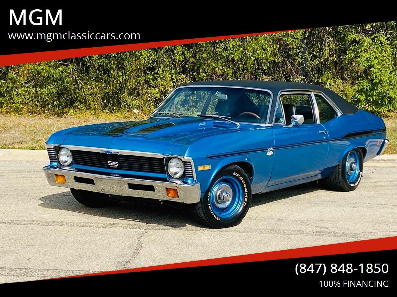 1971 Chevrolet Nova (CC-1415307) for sale in Addison, Illinois