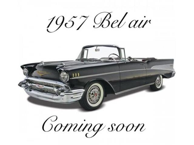 1957 Chevrolet Bel Air (CC-1415312) for sale in Addison, Illinois
