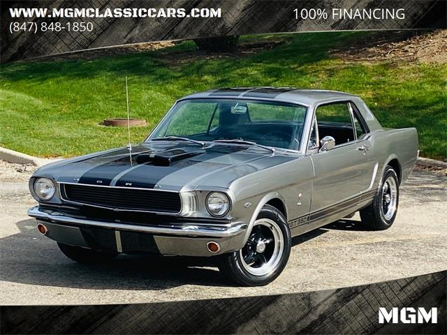 1966 Ford Mustang (CC-1415313) for sale in Addison, Illinois