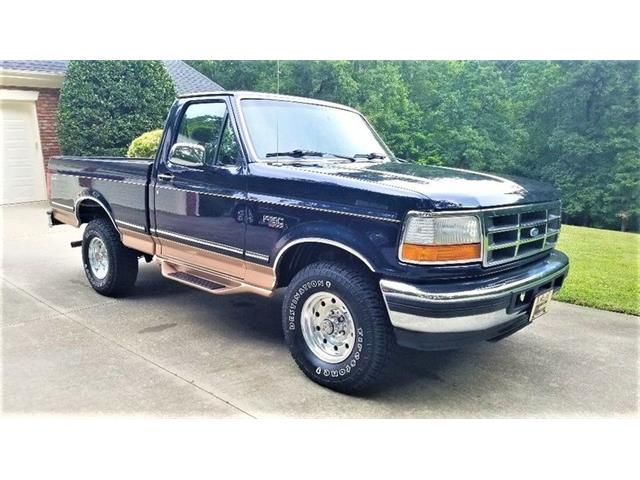 1995 Ford F1 (CC-1410532) for sale in Greensboro, North Carolina