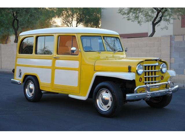 1951 Willys Wagoneer (CC-1415333) for sale in Phoenix, Arizona