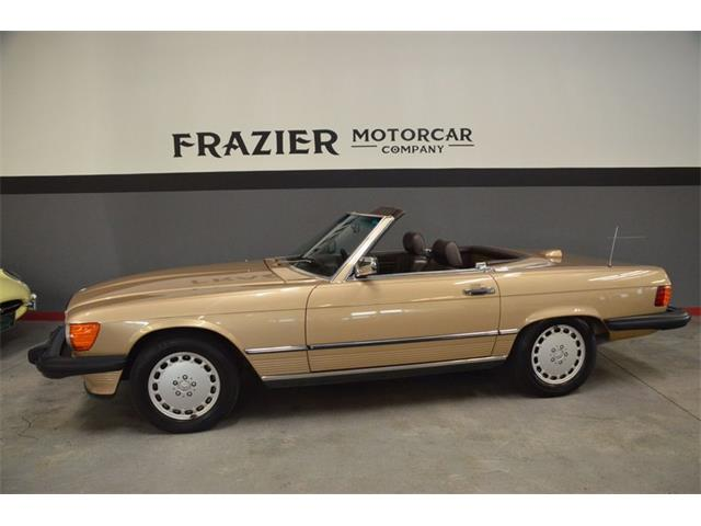 1986 Mercedes-Benz 560 (CC-1415339) for sale in Lebanon, Tennessee