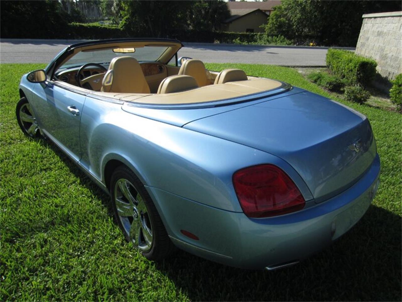 2008 Bentley Continental (CC-1415341) for sale in Delray Beach, Florida