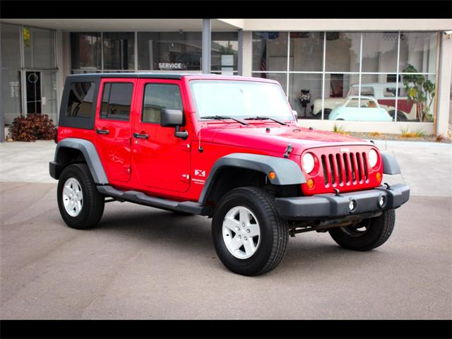 2007 Jeep Wrangler (CC-1415353) for sale in Greeley, Colorado