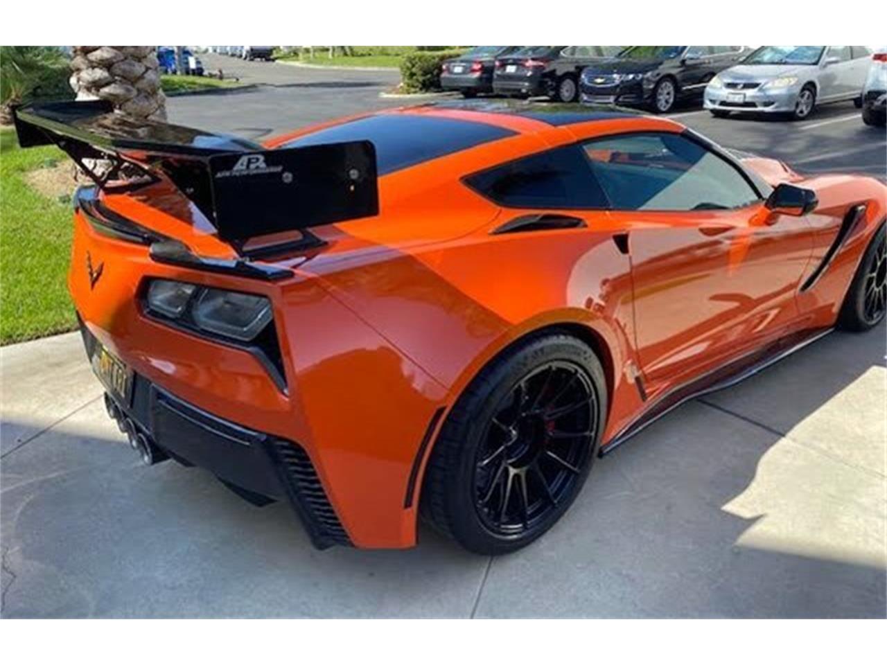 2016 Chevrolet Corvette Z06 (CC-1415359) for sale in Anaheim, California