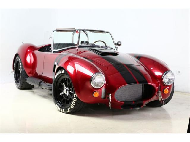 1965 Backdraft Racing Cobra (CC-1415360) for sale in Auburn Hills, Michigan