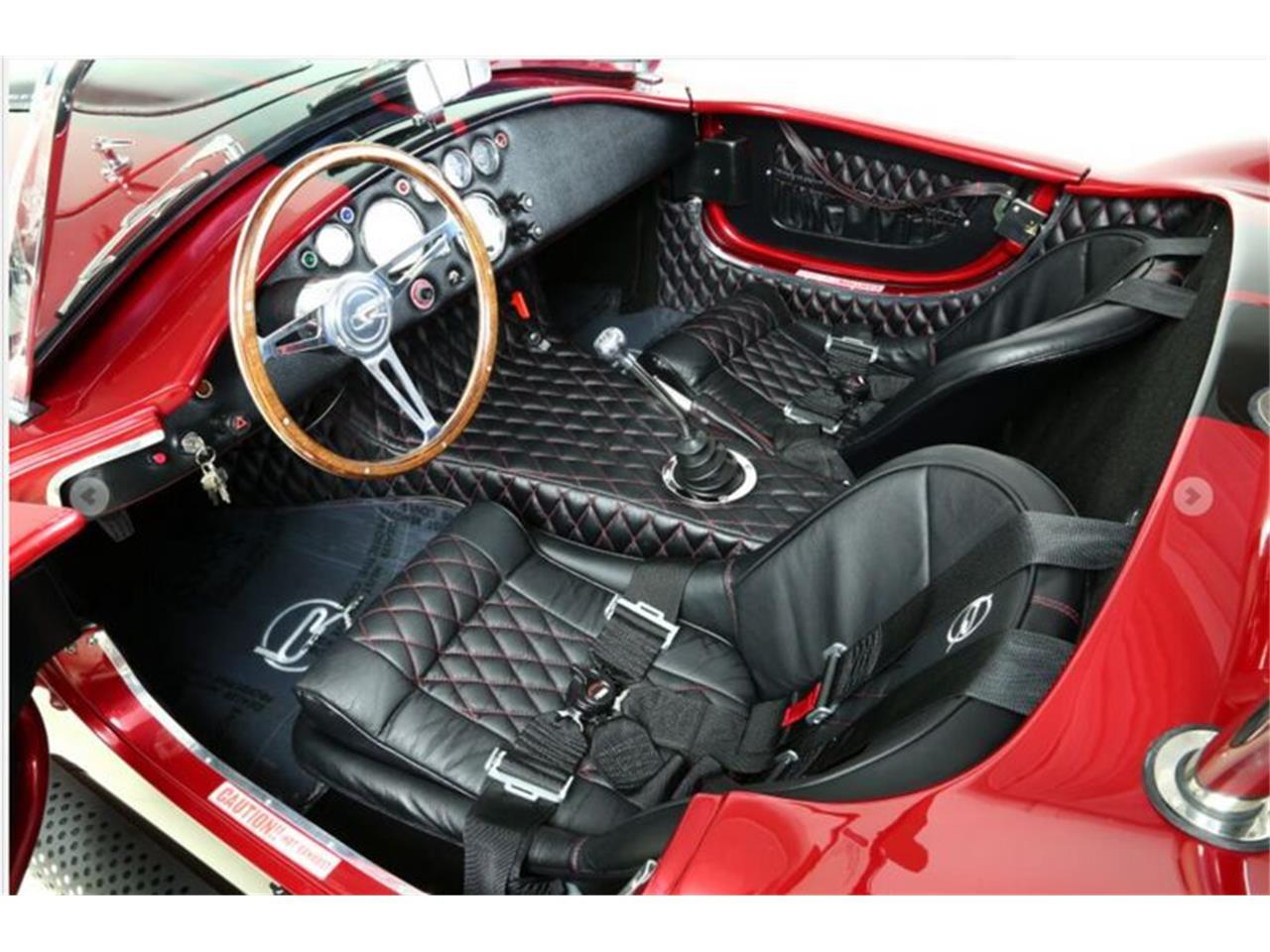 1965 Backdraft Racing Cobra (CC-1415360) for sale in Auburn Hills, Michigan