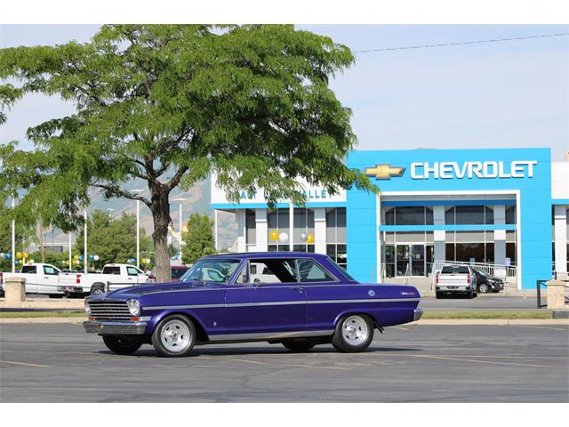 1963 Chevrolet Nova SS (CC-1415368) for sale in billings, Montana
