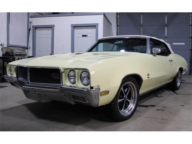 1970 Buick Gran Sport (CC-1415374) for sale in billings, Montana