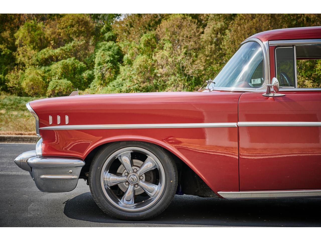 1957 Chevrolet Bel Air (CC-1415378) for sale in O'Fallon, Illinois