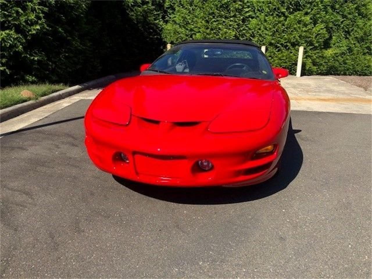 1998 Pontiac Firebird Trans Am (CC-1410538) for sale in Greensboro, North Carolina