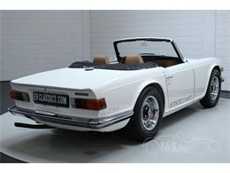 1972 Triumph TR6 (CC-1415381) for sale in Waalwijk, Noord Brabant