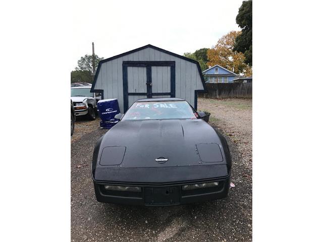 1985 Chevrolet Corvette (CC-1415385) for sale in Racine, Ohio