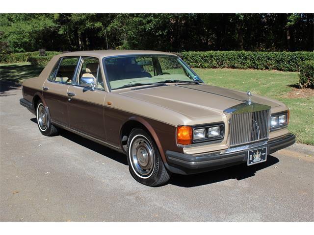 1986 Rolls-Royce Silver Spirit (CC-1415393) for sale in Roswell, Georgia