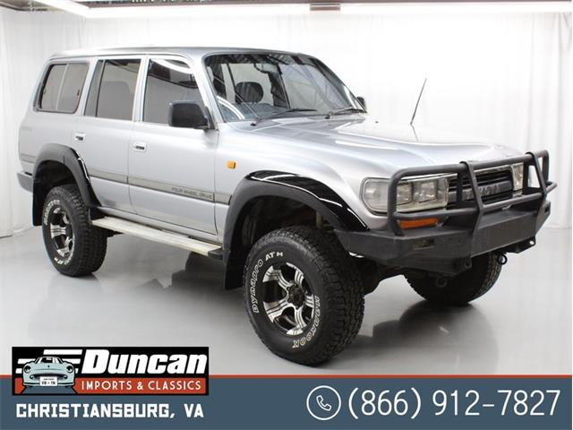 1994 Toyota Land Cruiser FJ (CC-1410054) for sale in Christiansburg, Virginia