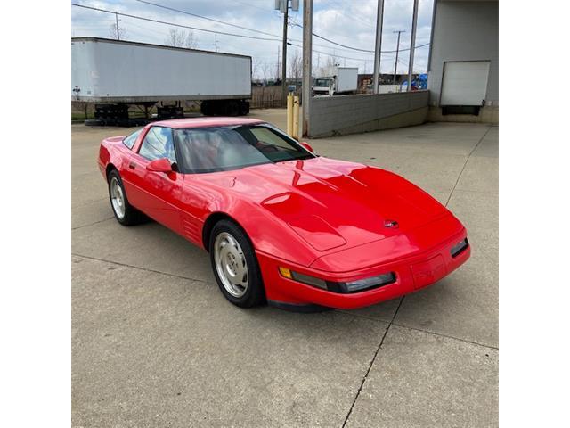 1994 Chevrolet Corvette (CC-1415401) for sale in Macomb, Michigan