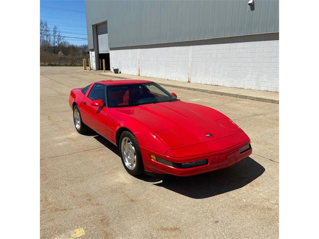 1993 Chevrolet Corvette (CC-1415402) for sale in Macomb, Michigan