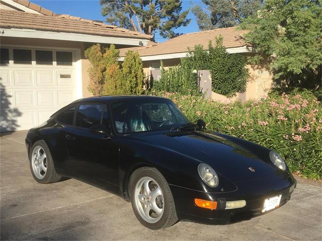 1995 Porsche 911/993 Carrera (CC-1415405) for sale in LAS VEGAS, Nevada