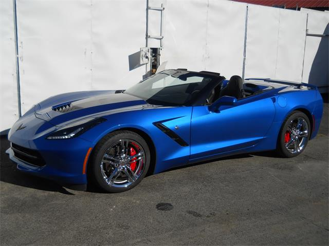 2016 Chevrolet Corvette Stingray (CC-1415413) for sale in Vancouver, Washington