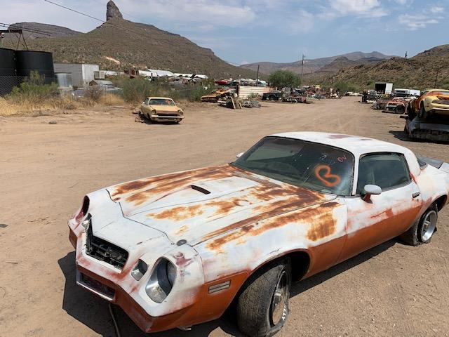 1978 Chevrolet Camaro Z28 (CC-1415420) for sale in Phoenix, Arizona