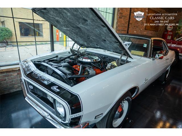 1968 Chevrolet Camaro SS (CC-1415426) for sale in Milford, Michigan