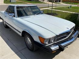1980 Mercedes-Benz 450SL (CC-1415427) for sale in Spring, Texas