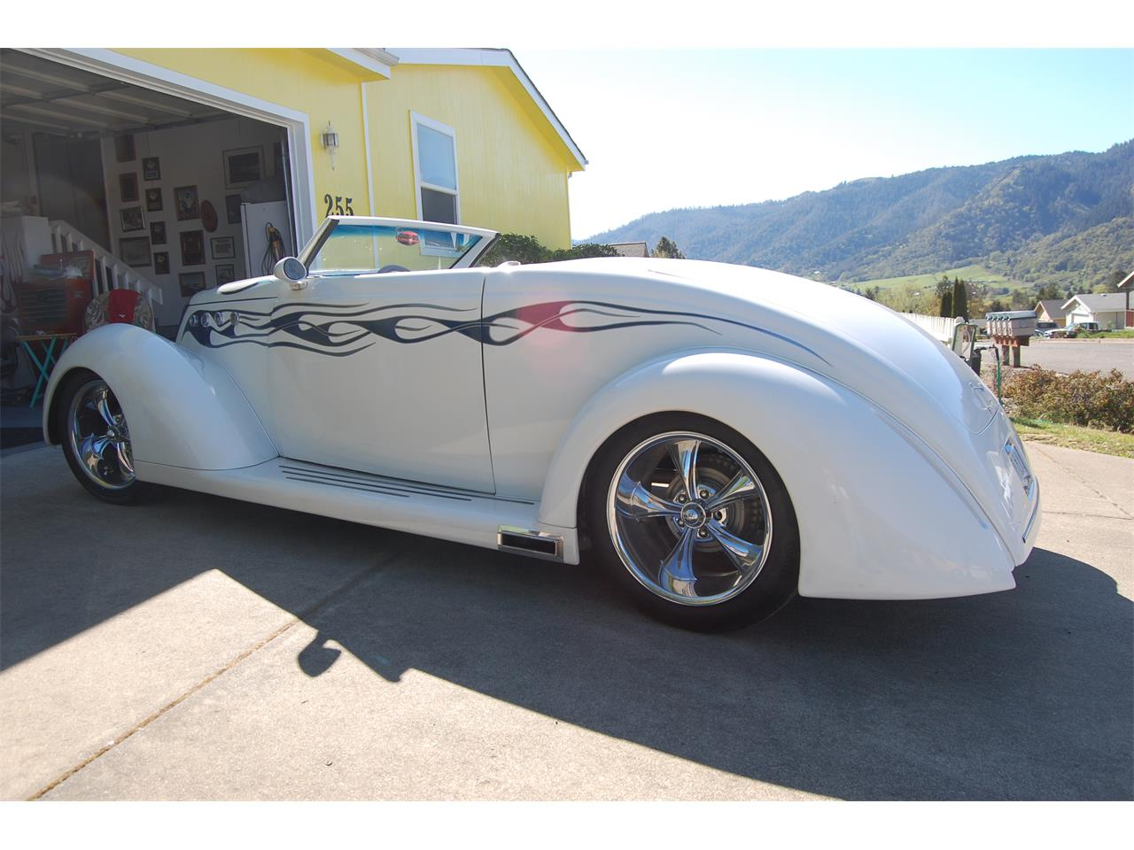1937 Ford Convertible (CC-1415437) for sale in Myrtle Creek, Oregon