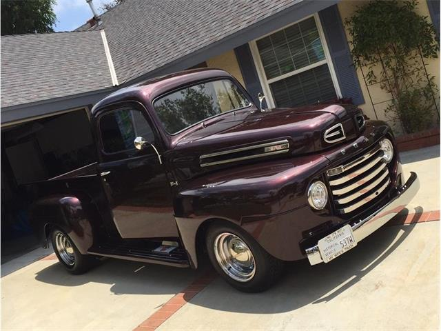 1950 Ford F1 (CC-1415439) for sale in Hacienda Heights, California