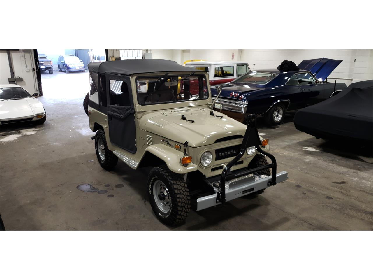 1972 Toyota Land Cruiser FJ40 (CC-1415441) for sale in Burbank, California