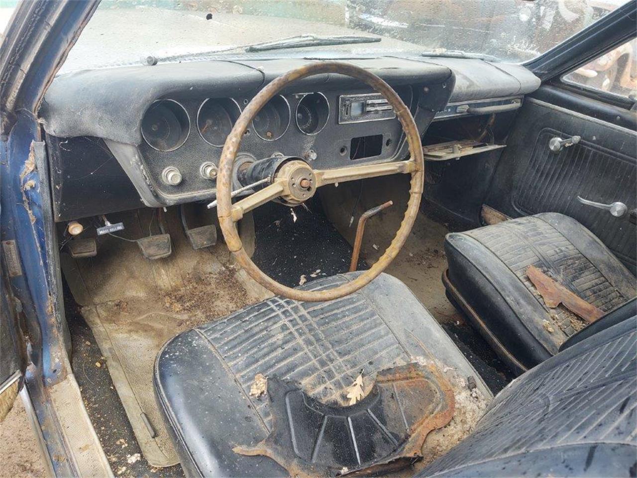 1966 Pontiac LeMans (CC-1415442) for sale in Parkers Prairie, Minnesota