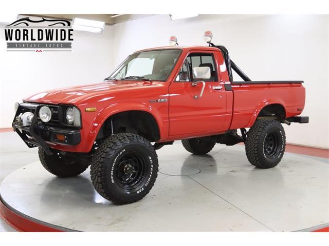 1981 Toyota Hilux (CC-1415457) for sale in Denver , Colorado