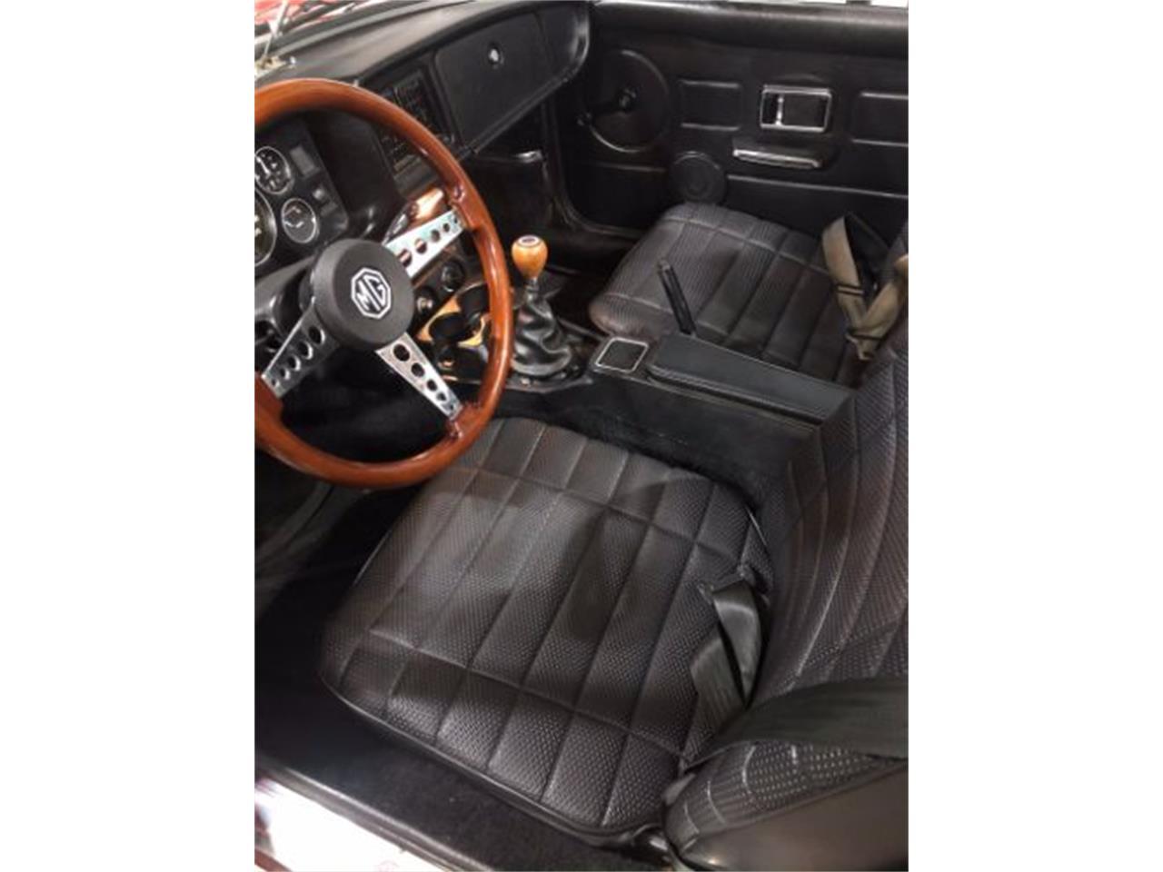 1977 MG MGB (CC-1410546) for sale in Cadillac, Michigan