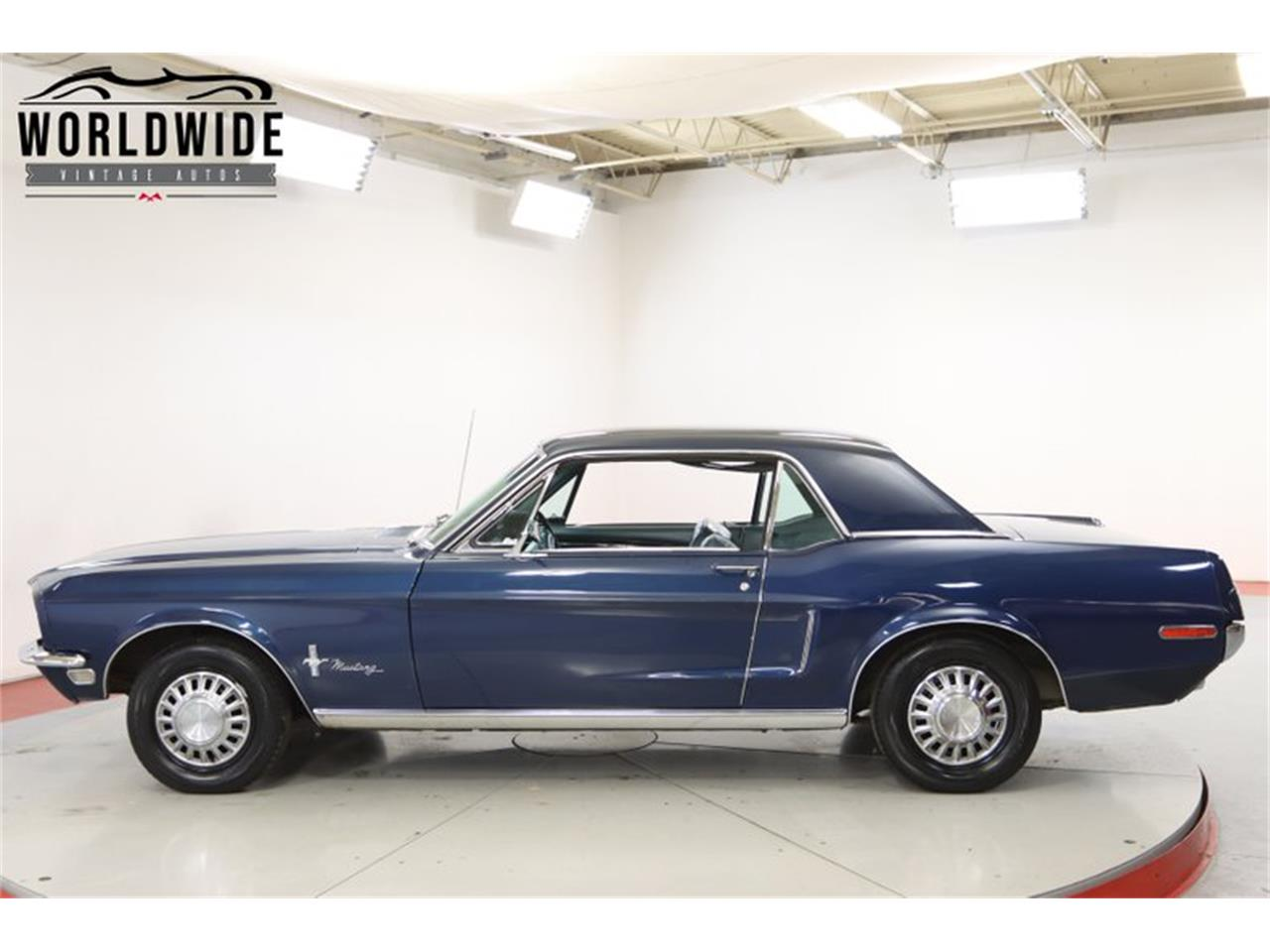 1968 Ford Mustang (CC-1415460) for sale in Denver , Colorado