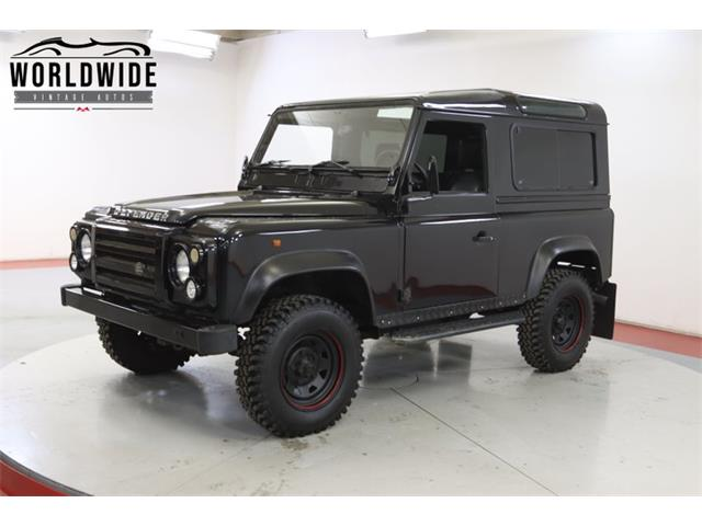 1994 Land Rover Defender (CC-1415462) for sale in Denver , Colorado