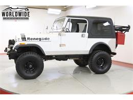1985 Jeep CJ (CC-1415464) for sale in Denver , Colorado