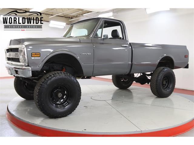 1970 GMC K20 (CC-1415468) for sale in Denver , Colorado