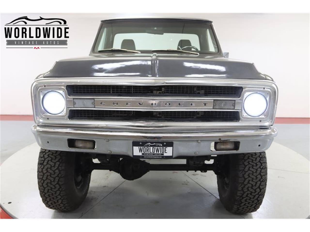 1970 GMC K20 (CC-1415468) for sale in Denver , Colorado
