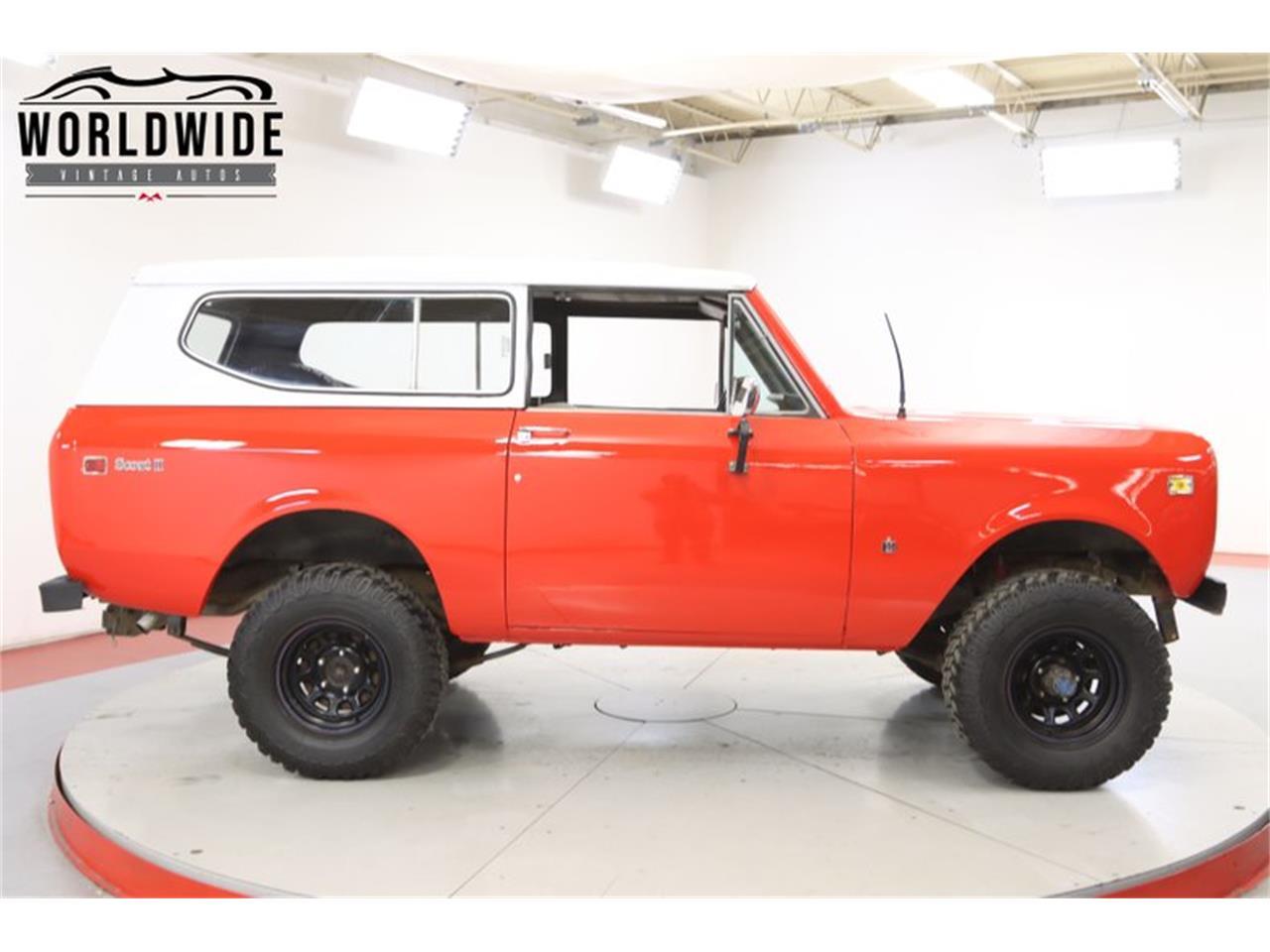 1974 International Scout (CC-1415469) for sale in Denver , Colorado