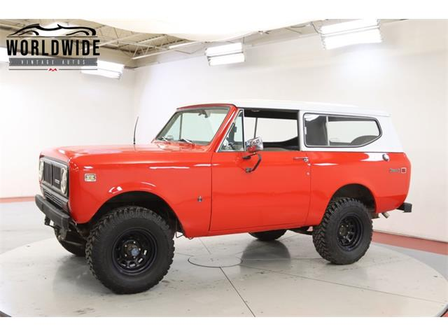1974 International Scout (CC-1415469) for sale in Denver , Colorado