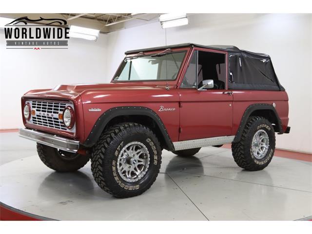 1968 Ford Bronco (CC-1415470) for sale in Denver , Colorado